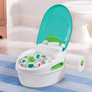 Step by Step Potty - Natural