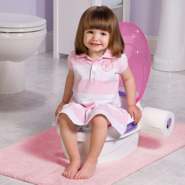 Step by Step Potty - Pink