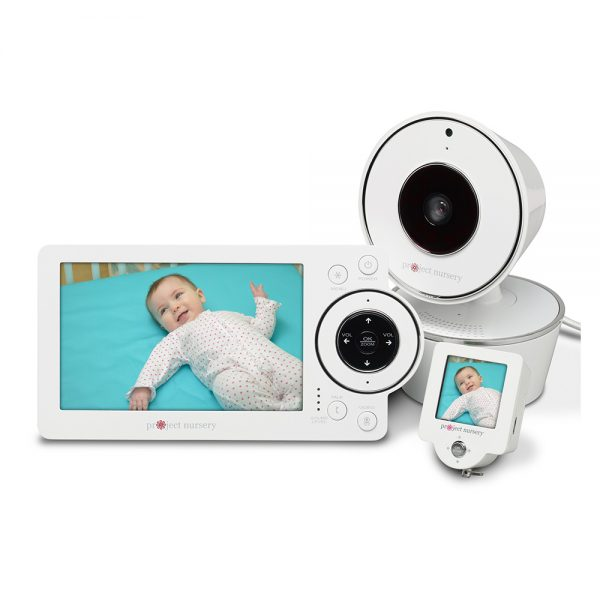 """5 HD Video Baby Monitor with Mini Monitor"""""""