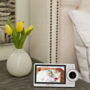 5 WiFi Video Baby Monitor w/ Remote Access