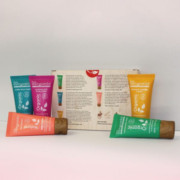 Little Innoscents Starter Gift Pack (5 x 30ml)