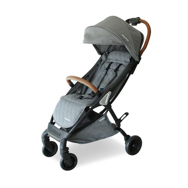 Air Compact Stroller - Nero Grey