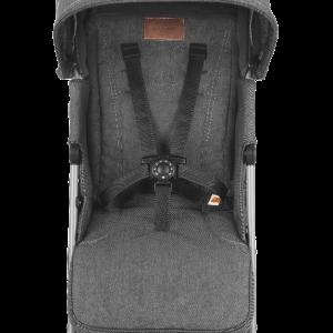 Quest Arc Stroller - Charcoal Denim