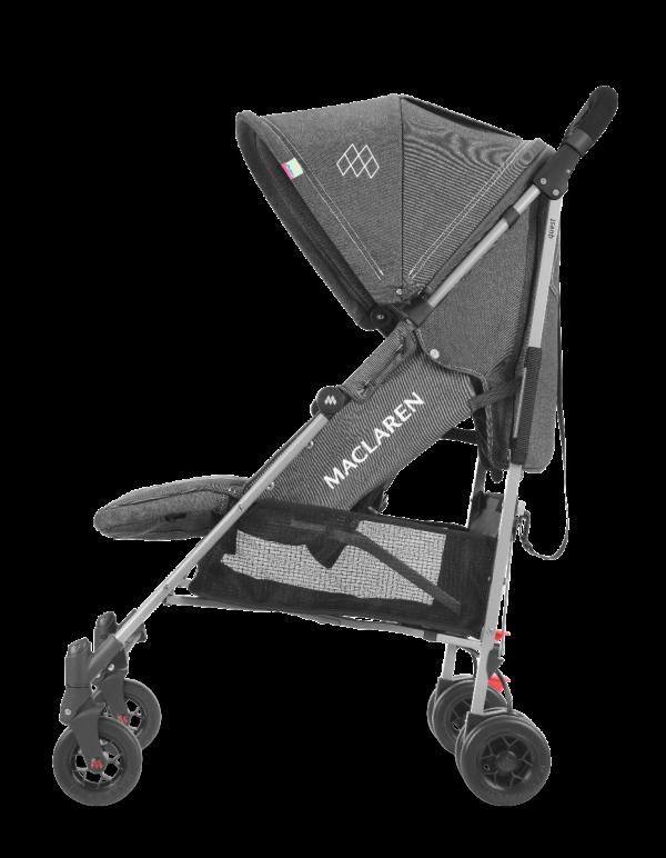 Quest Arc Stroller - Black